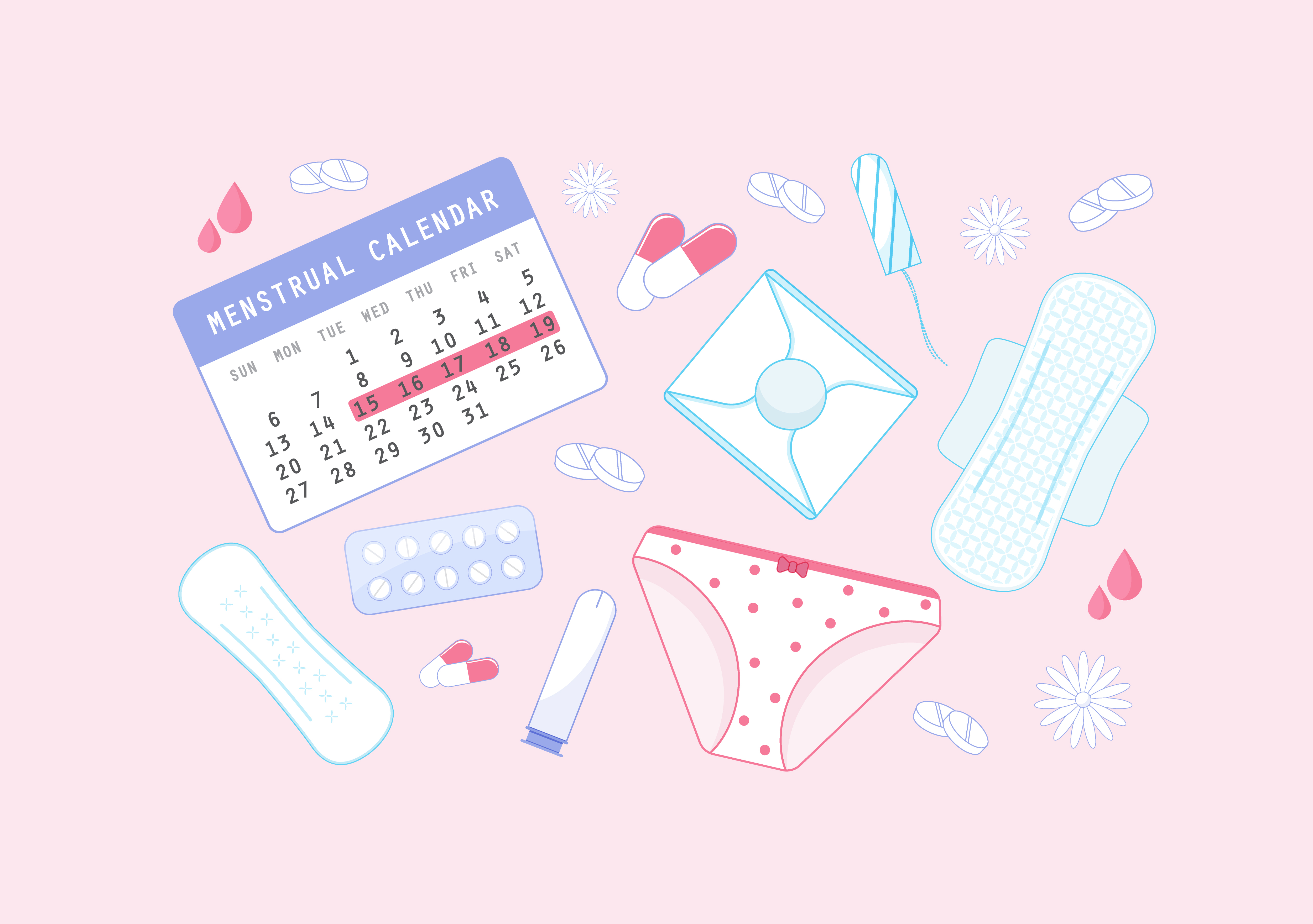 Blog 6 - Your period never sleeps